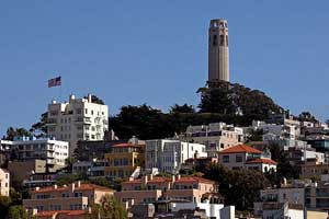 north beach and coit tower san francisco